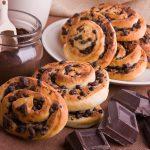 Шоколадні булочки рецепт з фото – Рецепти