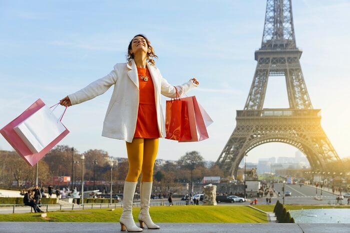 париж шопинг