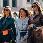 Шкіряне пальто – 130 фото-образів наймодніших моделей цього сезону