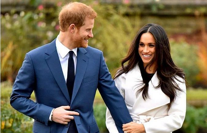 Чекаємо королівське весілля 10 нових фактів про історію кохання принца Гаррі і Меган Маркл